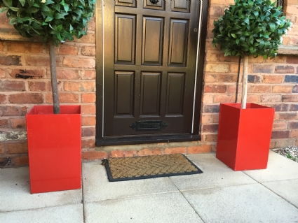GRP Planters & Planter Liners
